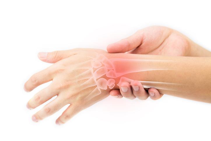 tendonitis in hand